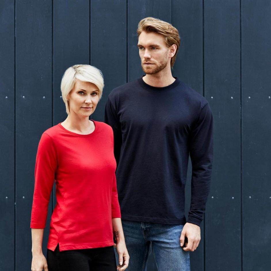 Pro wear t-shirt 3/4 mouw dames 0313