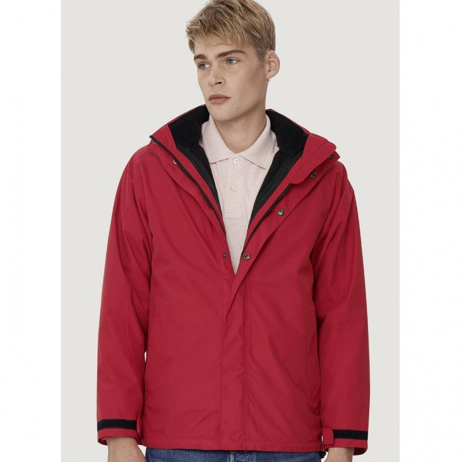 853 Hakro Boston Active Jacket
