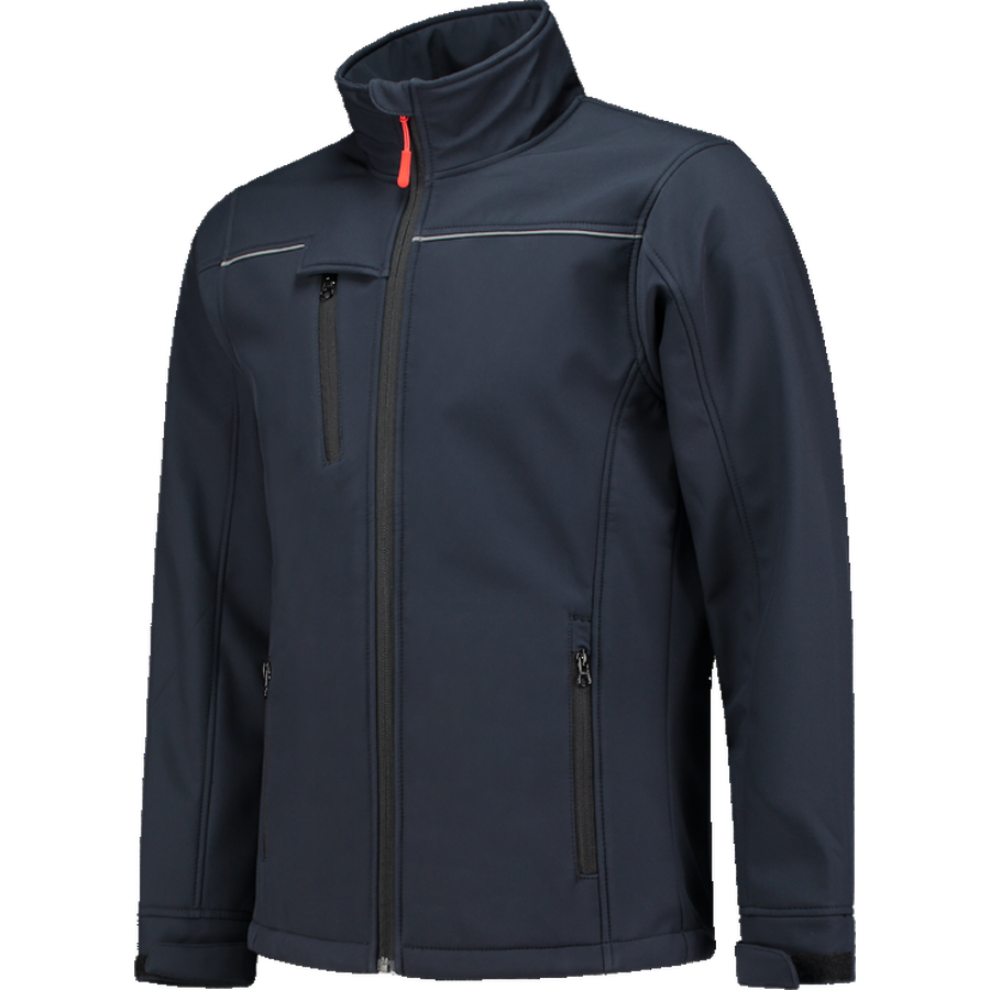 Softshell jack Workman Navy