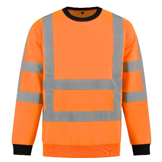 Bestex B.V. Sweater High Visibility RWS