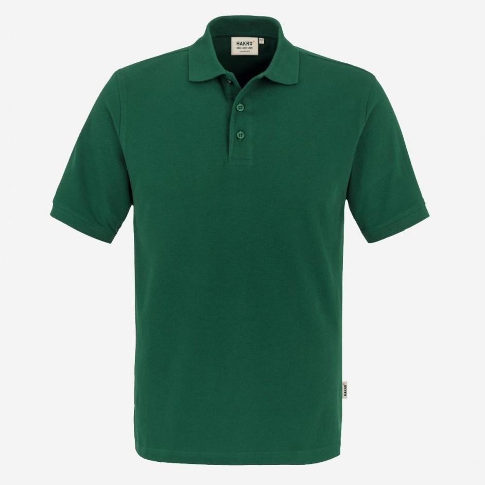 810 Poloshirt Classic Hakro Groen