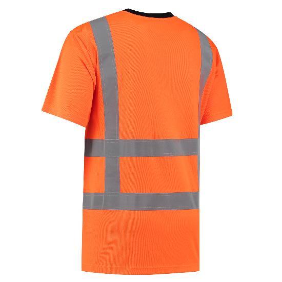 Bestex B.V. T-Shirt High visibility RWS