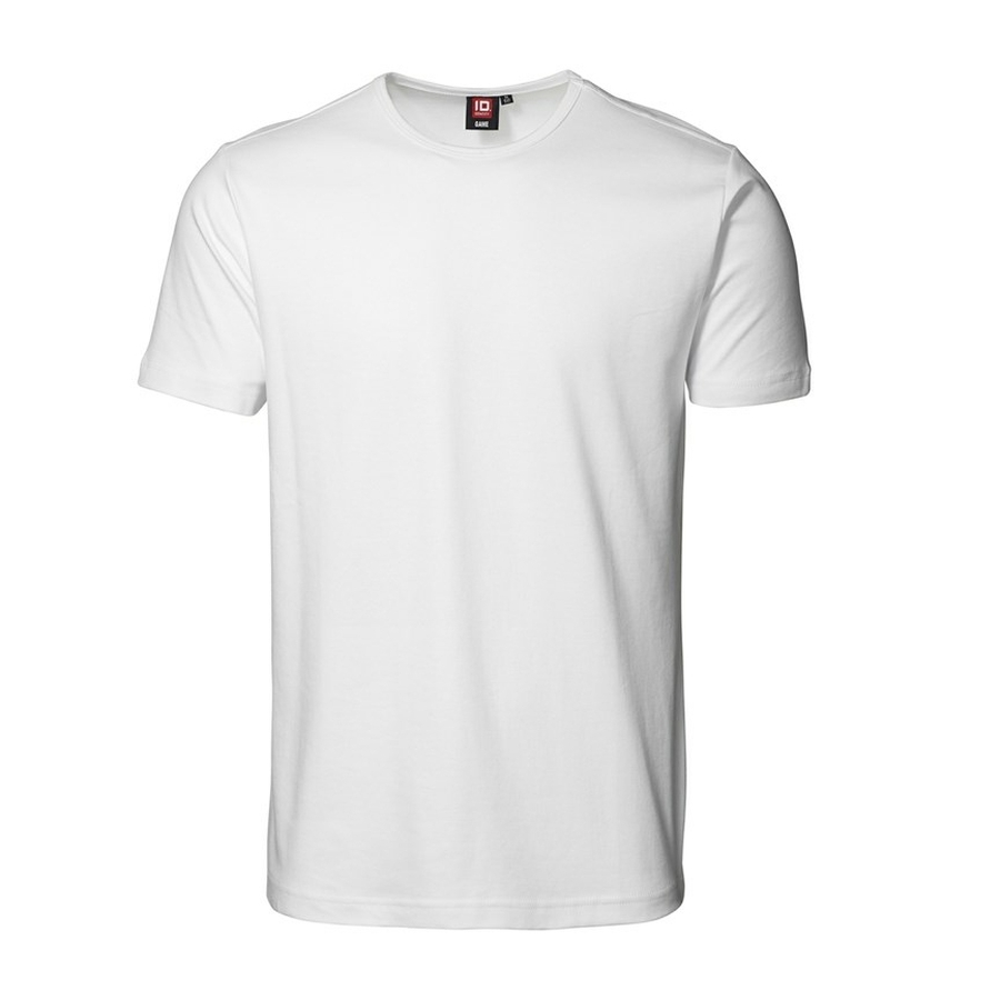 T-shirt korte mouwen met ronde hals