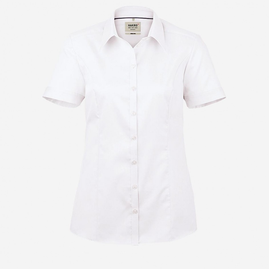 112 Hakro Business Short-Sleeved Blouse