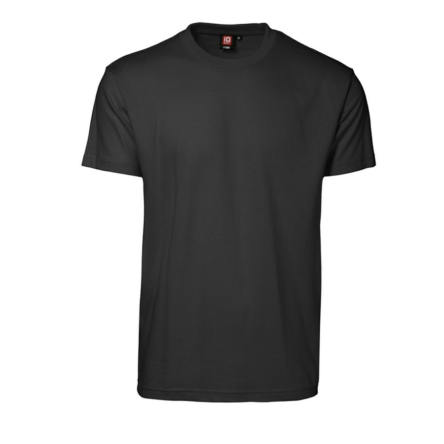 T-shirt korte mouw ronde hals