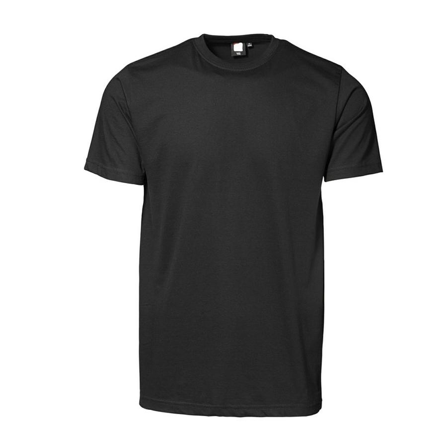 T-Shirt ronde hals, korte mouw.