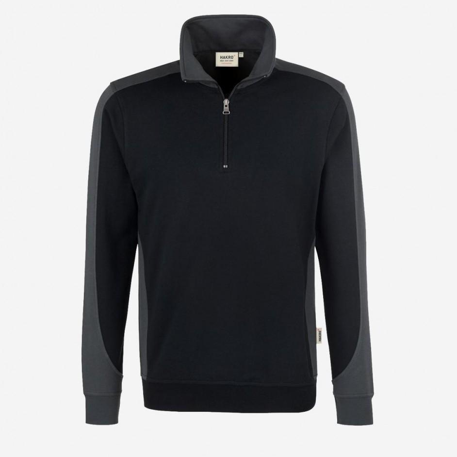 476 Hakro zip-sweatshirt performance